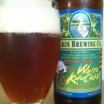 Marin Brewing White Knuckle Double IPA