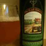 The Lost Abbey Devotion Ale