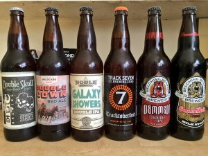 BeerCraft's Craft Beer of the Month Club picks for October 2014