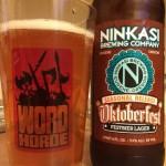 Ninkasi Brewing Oktoberfest