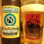 Ninkasi Brewing Wunderbier