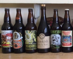 BeerCraft's Craft Beer of the Month Club picks for November 2014