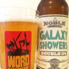 Noble Ale Works Galaxy Showers