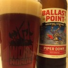 Ballast Point Brewing Piper Down